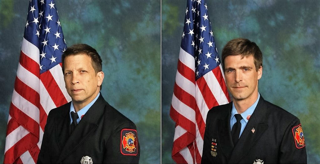 Police charge woman for deaths of two Wilmington firefighters