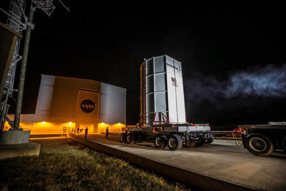 Hurricane Nicole Delays Private Rocket Launch