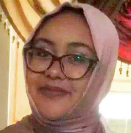 A Memorial For Nabra Hassanen In DC Was Set On Fire