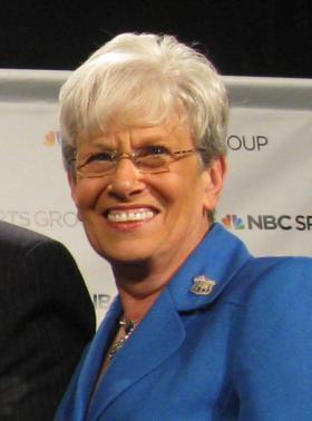 Conn. Lieutenant Governor Nancy Wyman