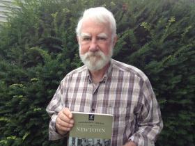 """Daniel Cruson, author of """"Legendary Locals of Newtown"""""""