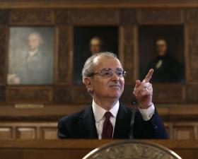 NY Chief Judge Jonathan Lippman