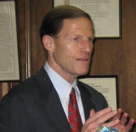 U.S. Senator Richard Blumenthal