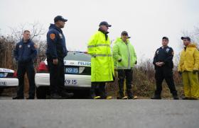 Suffolk Police investigate a string of murders near Gilgo Beach
