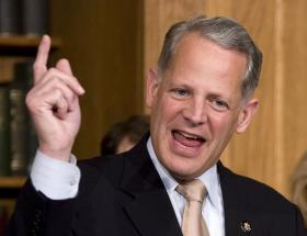Rep. Steve Israel, D-N.Y., speaks on Capitol Hill in Washington (file photo)