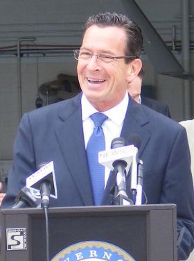 Conn. Governor Dannel Malloy