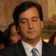 Merrick, NY Republican State Senator Charles Fuschillo