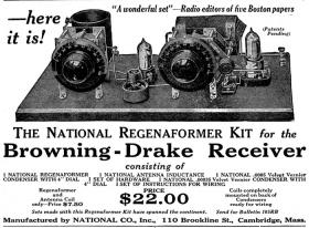 "From 1923 ""Radio Broadcast Advertiser"" trade magazine"