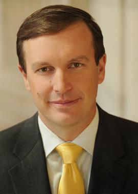 US Senator Chris Murphy of Connecticut