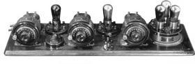 1923 Atwater Kent model 10 breadboad