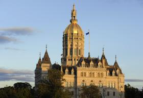 The Connecticut State Capitol building (file photo)