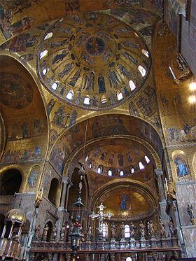 St Mark's Basilica in Vencie