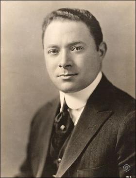 David Sarnoff in 1922