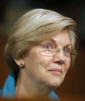 Massachusetts Democrat Elizabeth Warren won praise for proposing a bill to tax the wealthy in order for student borrowers to refinance their federal loans.