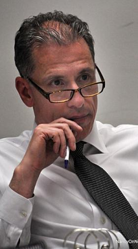 Norwalk attorney Edwin Camacho is the acting chairman of the board of the South Norwalk Community Center. (Photo provided by Camacho).
