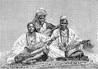 Griots of Sambala, king of Medina, 1890.