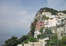 Villa Bering on Capri