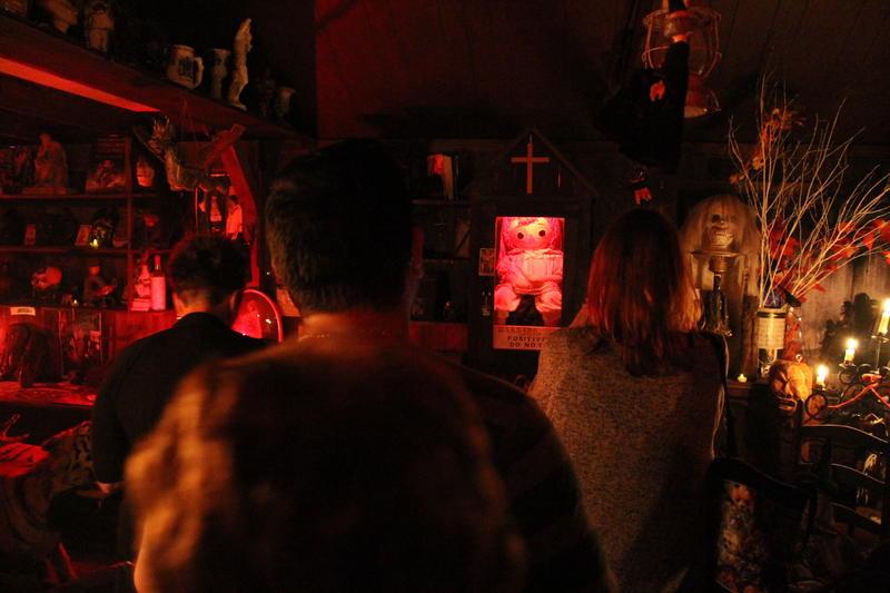 Warren Occult Museum | WSHU