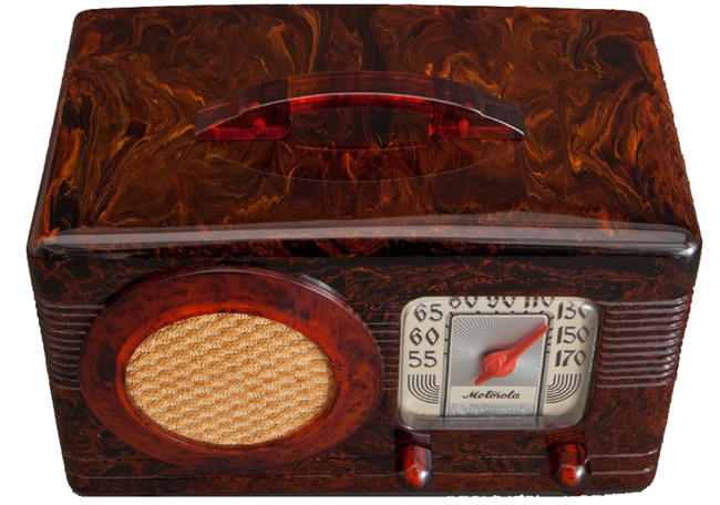 - Catalin: The Crown Jewel Of Table Radios WSHU
