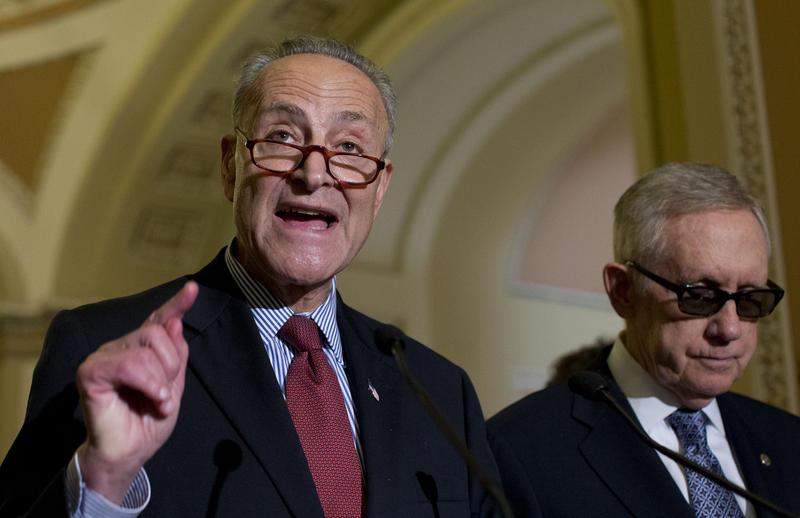 U.S. Senator Chuck Schumer, D-N.Y.