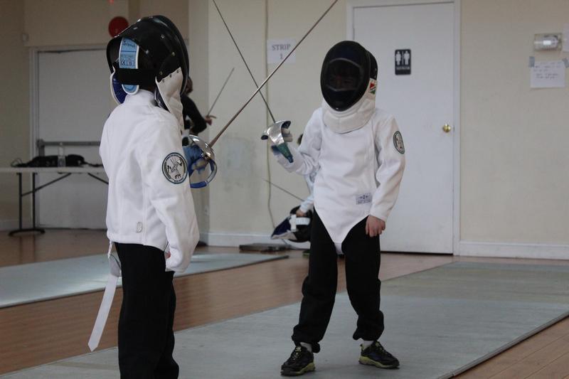 Courtesy of Suffolk Fencing Academy