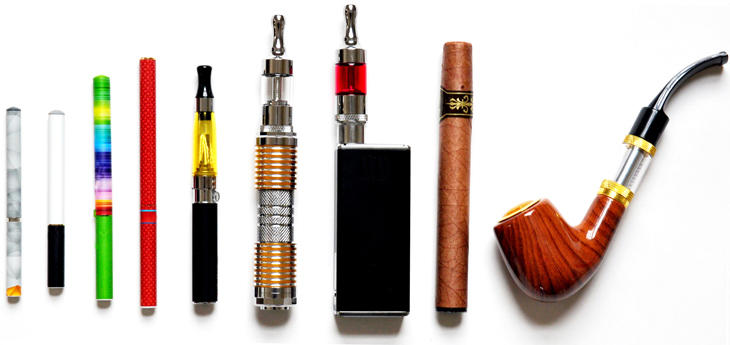 Electronic cigarette sales in Canada