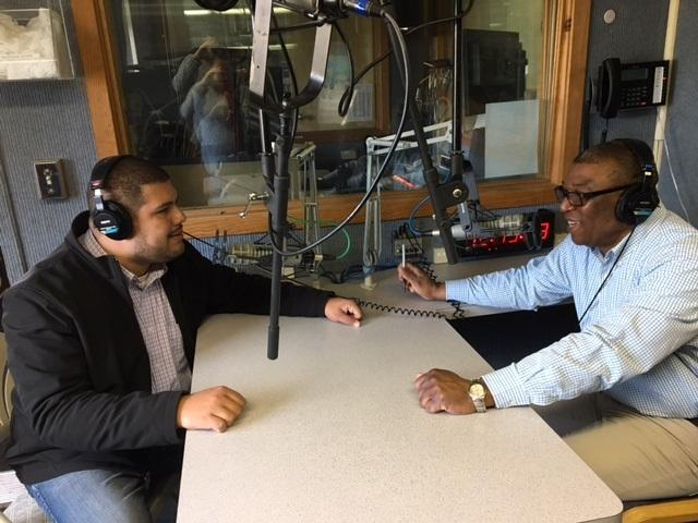 WSHU Senior Political Reporter Ebong Udoma interviews Conn. State Rep. Christopher Rosario, D-128, who is a first time Electoral College voter for Connecticut.
