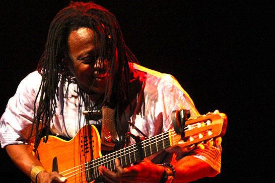 Malian Guitarist Habib Koite