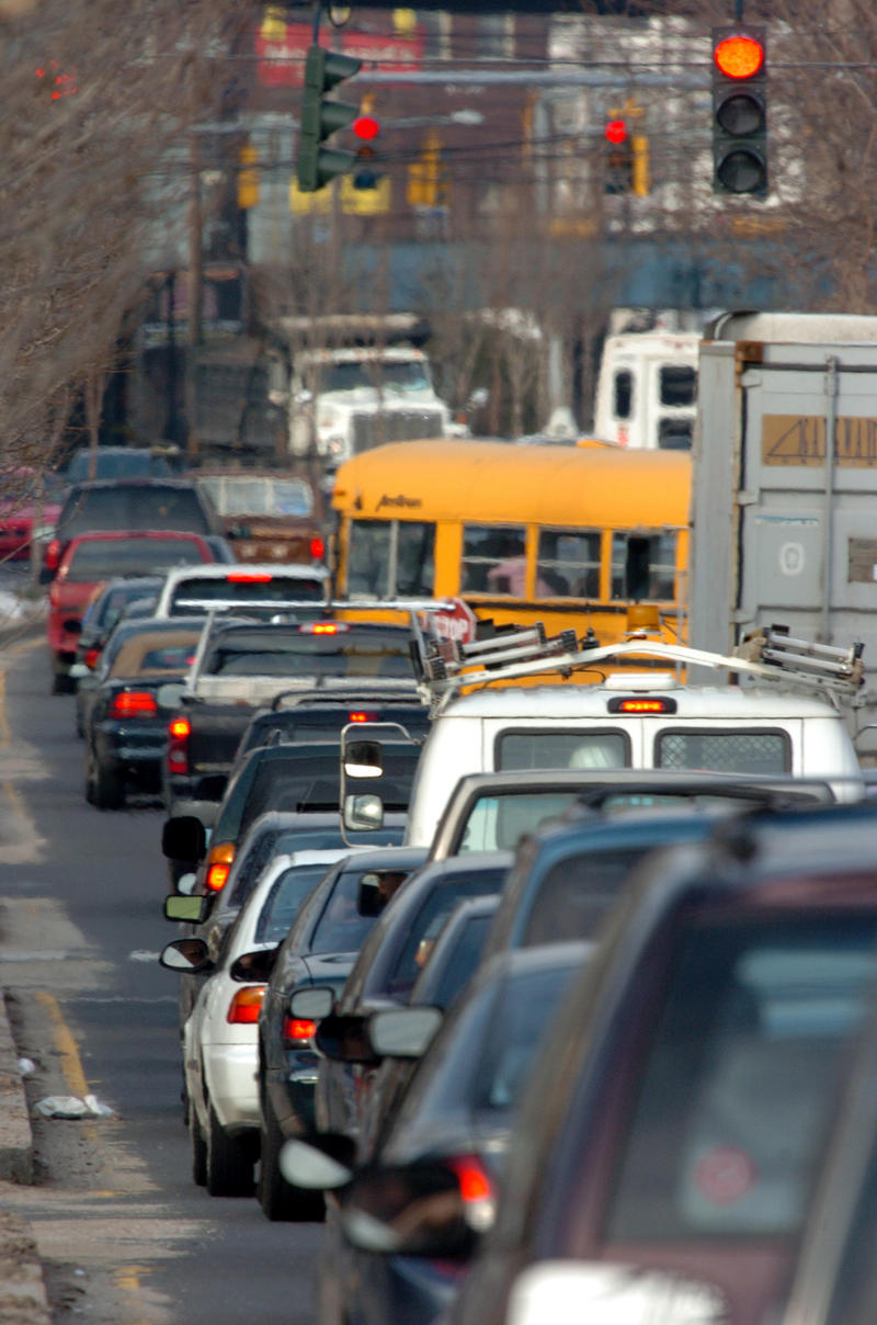 The EPA wants to roll back auto emission standards enacted by the Obama Administration