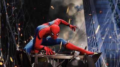 john paesano s score captures spider man behind the mask wshu
