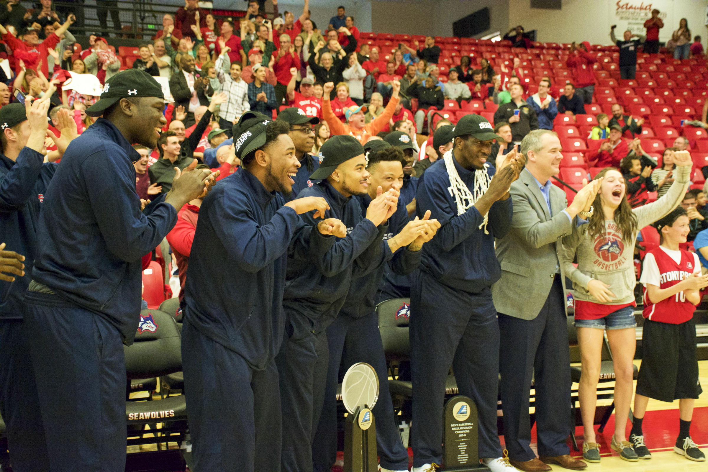 Stony Brook Men's Basketball Faces Kentucky In First Round ...