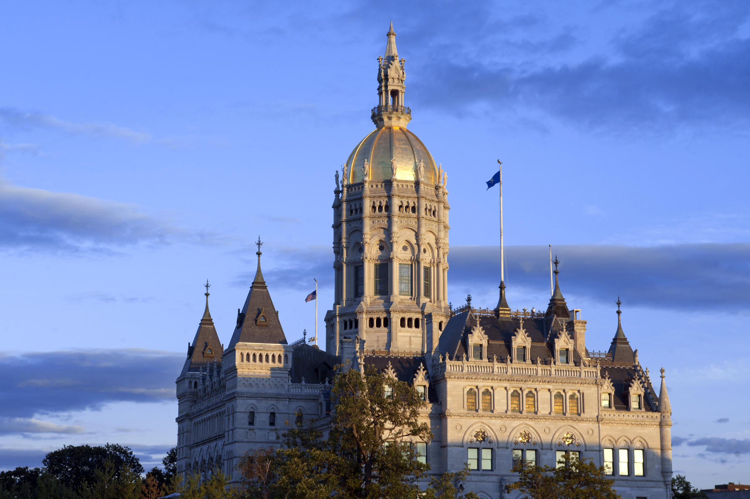 Connecticut issues 165 layoff notices; more pink slips loom