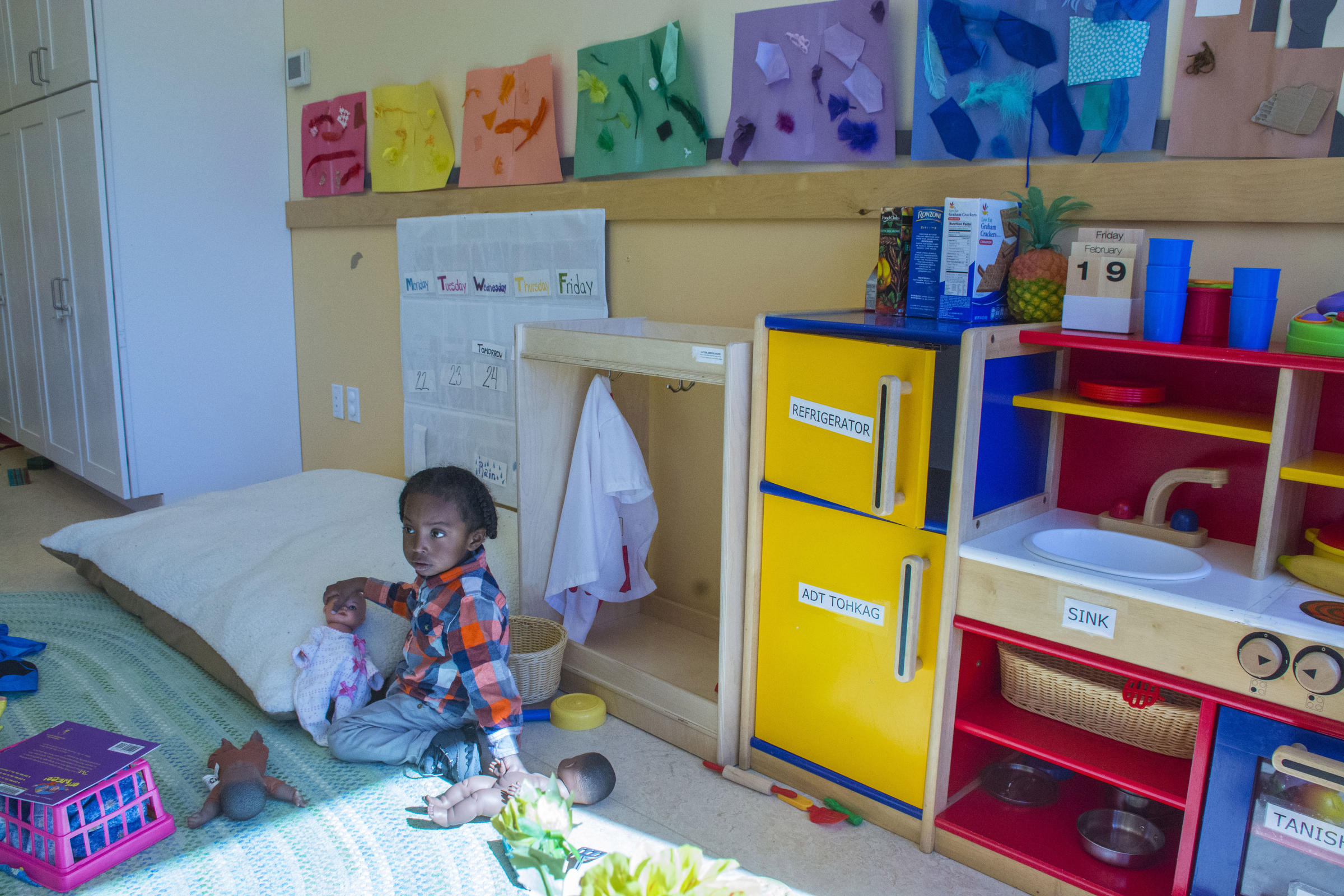 Preschool Kitchen Furniture Preschoolers May Be The Key To Reviving Shinnecock Language Wshu