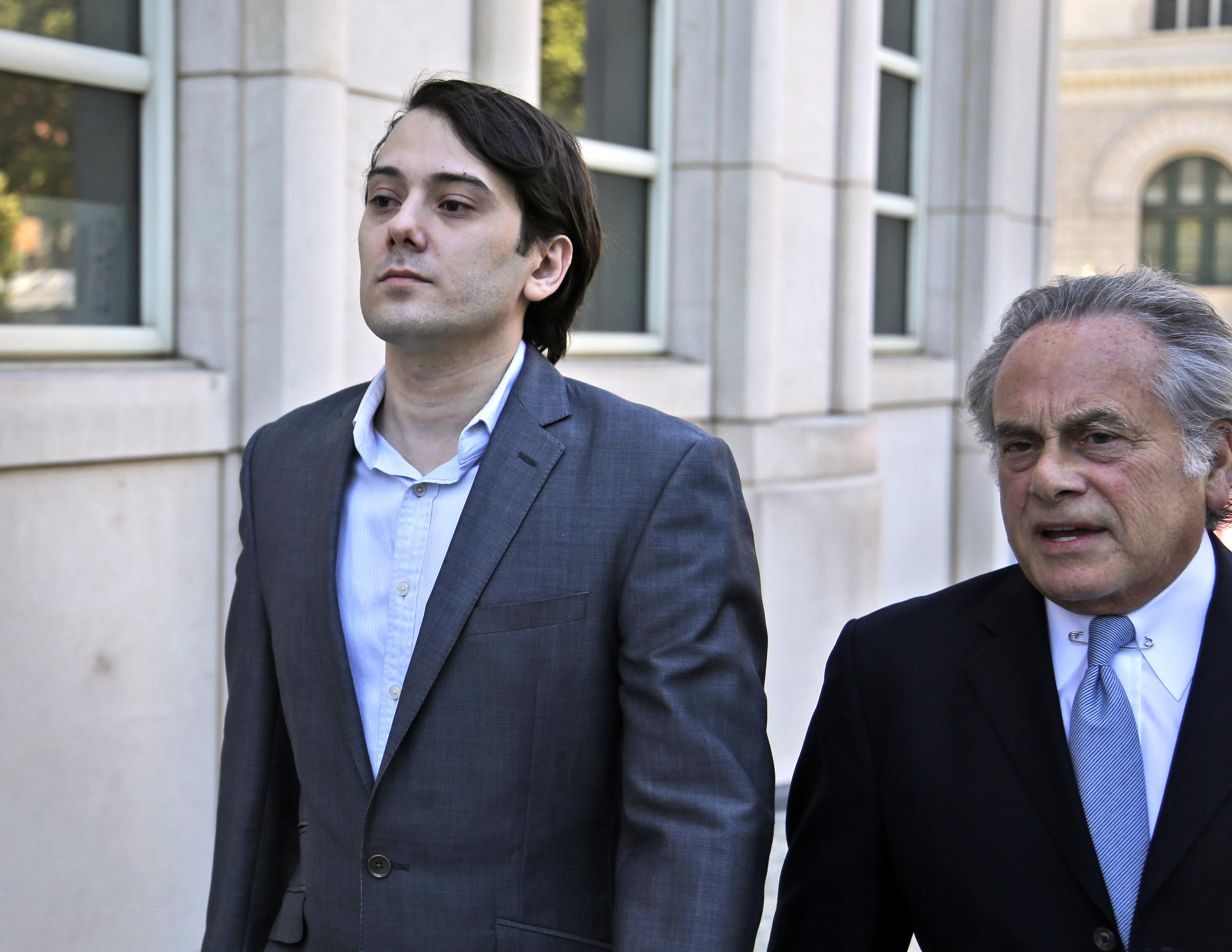 Fraud Trial for Martin Shkreli, 'Most Hated Man in America,' Begins Monday