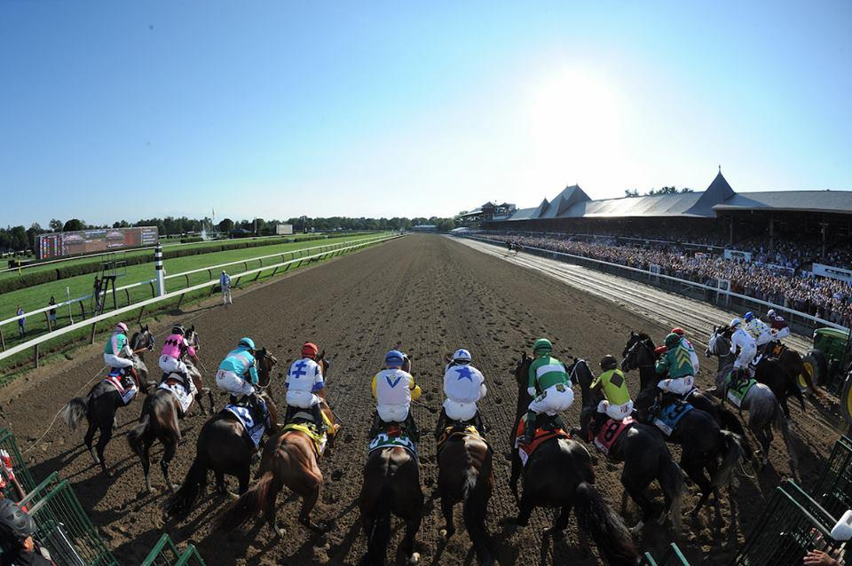NY asks for proposals to develop land around Belmont track