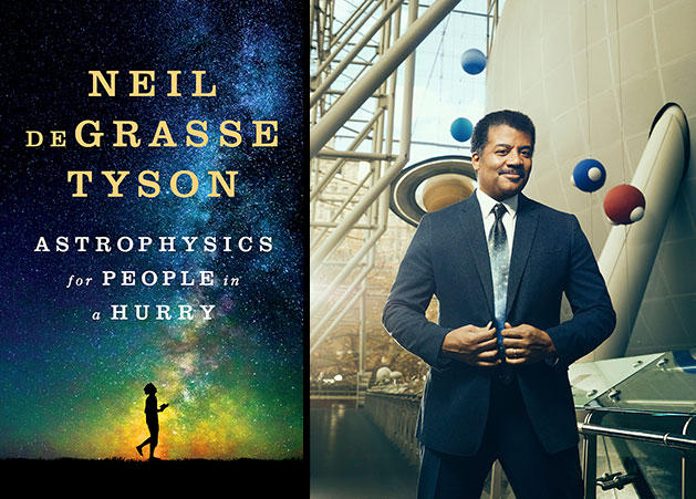 Book Review: 'Astrophysics For People In A Hurry' | WSHU