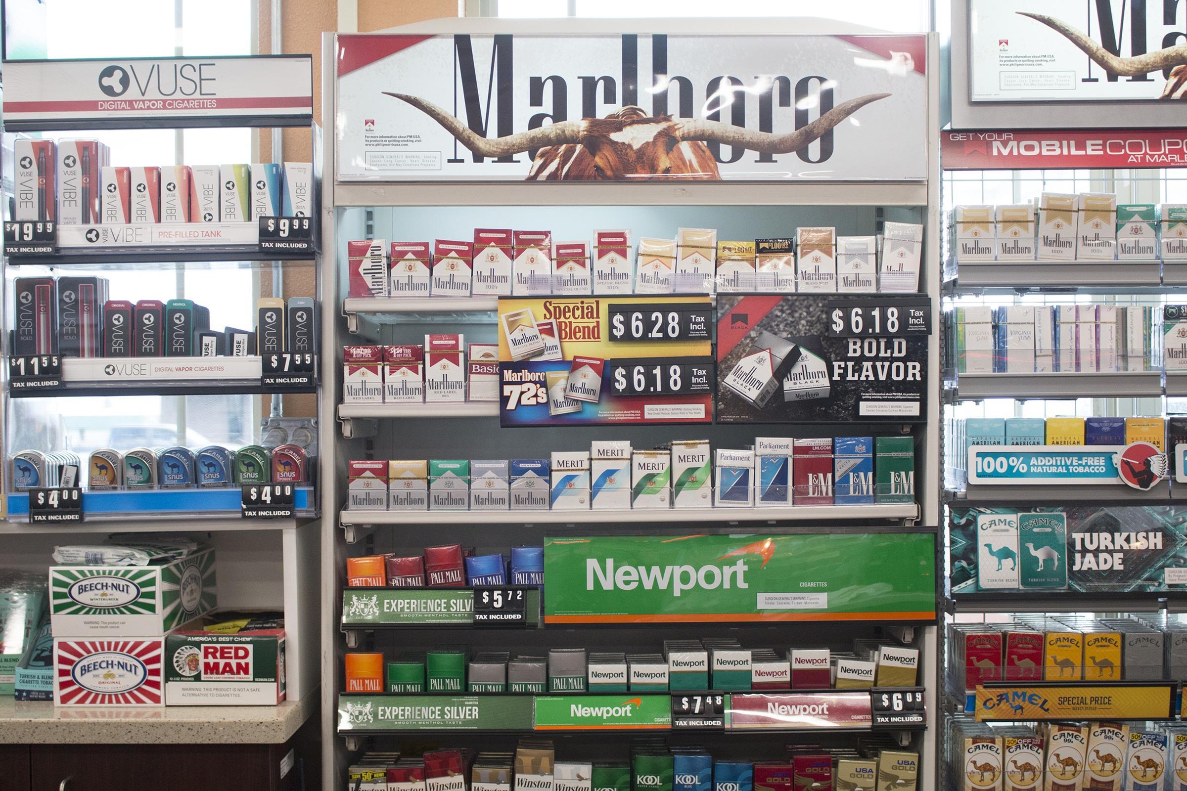 City Council approves $13 minimum price for cigarettes