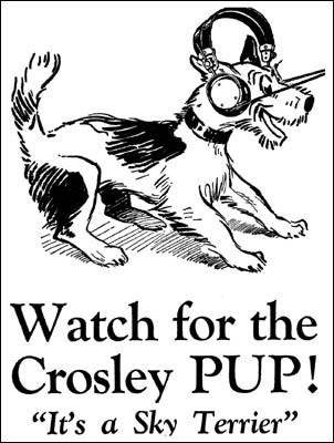 Powel Crosley Jr And The Nations Radio Station