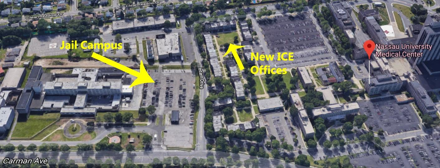 Nassau Relocates Ice While Material Changes Lag Wshu