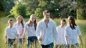 The Willis Clan as featured on their new CD