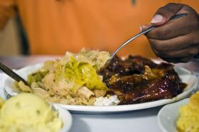 Soul food - an American cuisine.