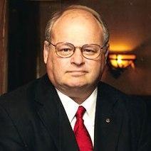 John A. Logan President Mike Dreith