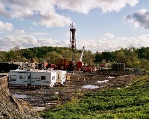 hydraulic fracturing operation in Pennsylvania