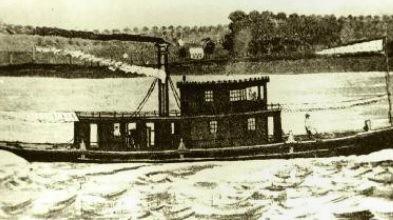 Tug boat Alf Cutting