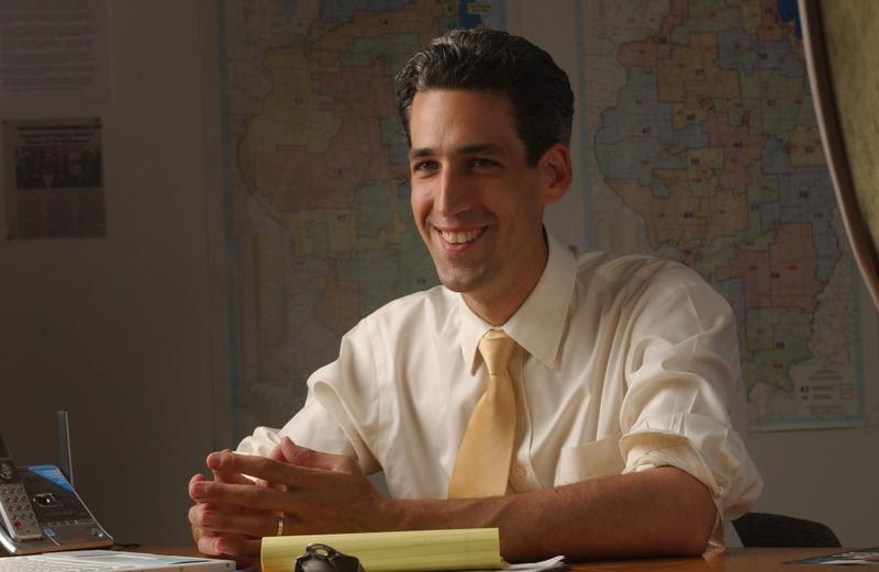 State Sen. Daniel Biss