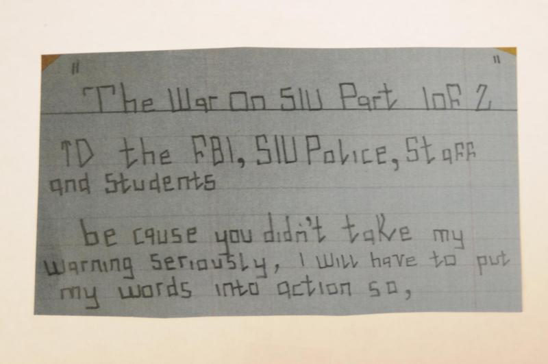 SIU Bomb Threat