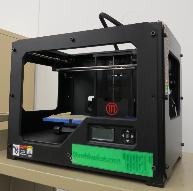 Science Cafe: 3D Printing/Scanning