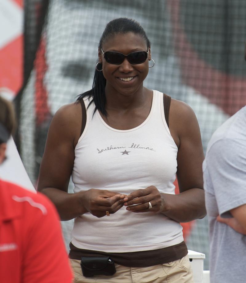 photo of SIU Coach Connie Price-Smith
