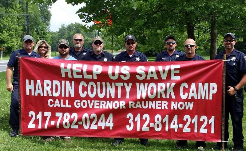 Hardin County Work Camp