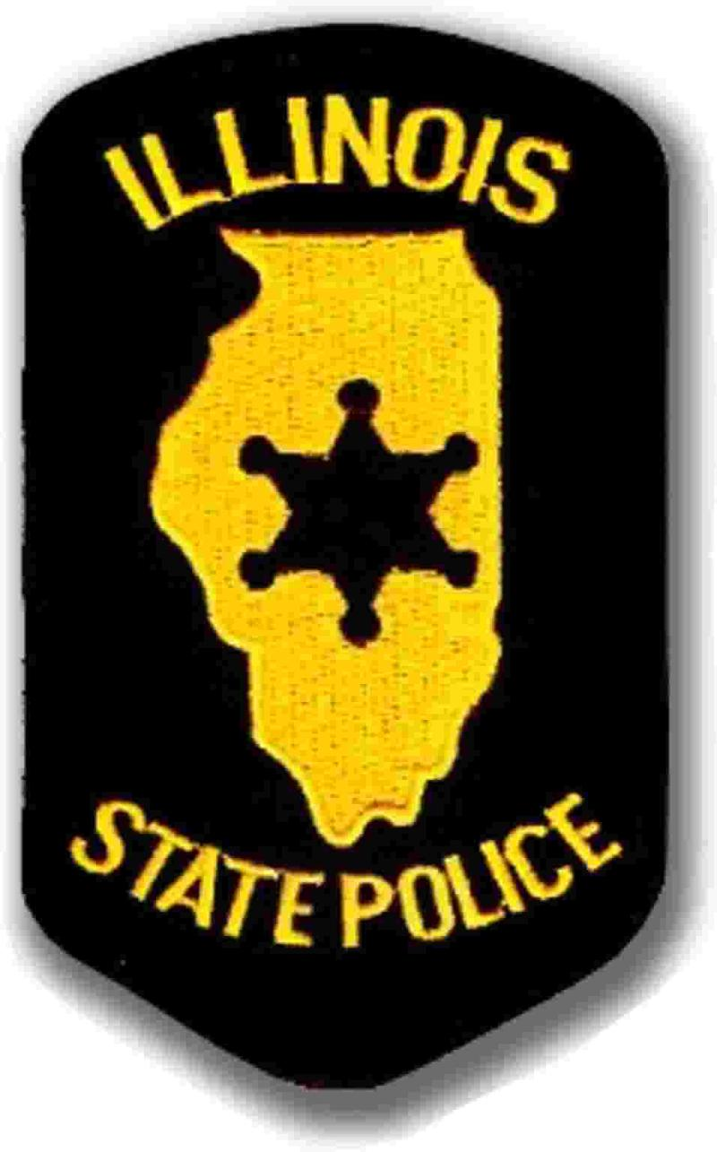 IL state police badge